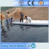 HDPE Geomembrane de 1m m para el trazador de líneas de la charca de pescados