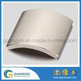 ISO/Ts 16949 de Gediplomeerde Aangepaste Gietende Magneet van het Neodymium van de Tegel N54