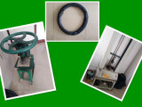 Pneu de qualité de produit d'usine de Qingdao et chambre à air pour la moto