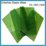 F-Grünes reflektierendes überzogenes Glas 4