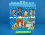 Giocattoli educativi, capretti del blocchetto di plastica di Buklding dei giocattoli del regalo DIY (982603)