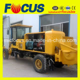 Nuovo Designed Self Walking Concrete Pump con Tractor