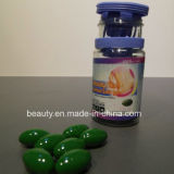 Pérdida de peso verde oscuro botánica herbaria delgada de Mzt de la nueva belleza Softgel