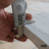 rivestimento di superficie solido acrilico puro della parete di struttura di 6mm (M1610013)
