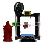 Стабилность пассива! Подъем 3 ABS PLA против Anet 6 профессиональных принтеров 3D