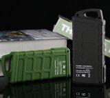 Batería recargable de múltiples funciones de la potencia del coche con salida del USB dos