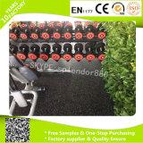 Esteras de goma del suelo del centro de aptitud hechas en China