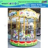 Sencillo Merry-Go-Round con 3 Asientos