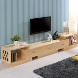 Fester hölzerner Fernsehapparat-Schrank (M-X2182)
