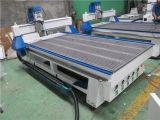 Machine de gravure de fraisage en bois de commande numérique par ordinateur d'exécution facile avec le PROTOCOLE DE SYSTÈME D'ANNUAIRE