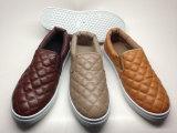 L'infirmière de chaussures de Madame fonctionnement chausse les chaussures de toile (14hy1604)