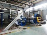 Lavorazione della macchina elaborante della farina di penne