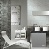 Glattes Ende-zulässige rustikale Fliese für Raum-Fußboden-Dekoration-Projekt