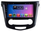 새로운 닛산에서 인조 인간 시스템 차 DVD 플레이어는 차 GPS /Car 항법으로 X 끈다