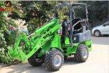 판매를 위한 유압 소형 바퀴 로더 Mini750 로더