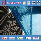 feuille décorative de l'acier inoxydable 4X8