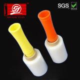 Extension en plastique ultra mince de faisceau de couleur enveloppant le film de traitement