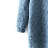 Pull classique de dames de mode tricotant Sweater1501