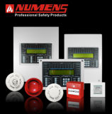 Painel de controle endereçável usado comercial do alarme de incêndio (6001-02)