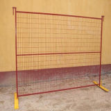 Sale chaud Canada High Visibility Temporary Fencing avec Highquality