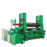 Machine de roulement de plaque de 2500 x 8 millimètres