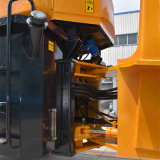 Il Ce ha approvato il caricatore della rotella da 2.5 tonnellate con il legamento ed i collegamenti rapidi