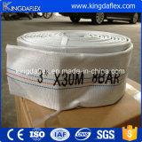 Пожарный рукав подкладки холстины PVC давления самого лучшего качества высокий
