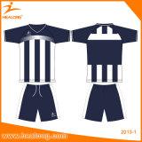 Healongの高品質デザイナー染料の昇華サッカーのユニフォーム