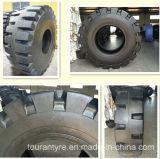 Excavador de la armadura/cargador y neumático de los dormilones E-3, neumático diagonal de OTR (12.00-24)