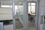 Büro-Trennwand-Systeme/Aluminium gestaltete Glaswand