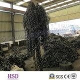 E. de gegalvaniseerde (DIN763/DIN764/DIN5685) Korte Keten van de Link DIN766 met het Certificaat van de Fabriek