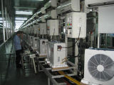 Condicionador de ar rachado (inversor, no. UKK)