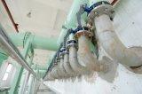 Serviço dourado do produto da membrana (sustentação do projeto) para o tratamento da água municipal
