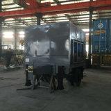 Ls1250-800 큰 경간 아치 강철 건물 각자는 Roffing 시스템 기계를 지원했다