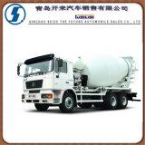 シャンシーConcrete Mixer Truck 6X4 Cement Truck Mixer