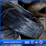 Fil noir de fer de matériaux de construction