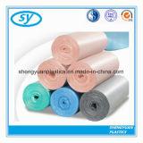 Устранимый изготовленный на заказ пластичный мешок отброса HDPE на крене