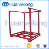 China-bewegliches Metall, das Ladeplatten-Zahnstange für Lager stapelt