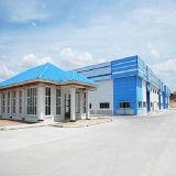 Stahlaufbau für moderne Fabrik-Gebäude-Werkstatt