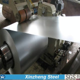 China Steel Suppliers Sheet Metal Toiture Sheet Galvalume Steel Coil (0.14mm-0.8mm)