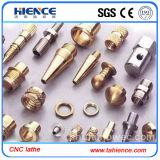 Do metal horizontal do CNC do baixo custo torno pequeno Ck6125A da máquina