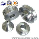 Peças feitas à máquina/fazendo à máquina do aço/liga/alumínio da fábrica fazendo à máquina de China