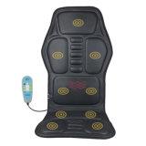 Carro elétrico para trás Shiatsu Vibration Butt Massage Cushion para cadeira