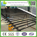 Rete fissa resistente superiore della guarnigione del tubo del quadrato di lunghezza del picchetto 2.4m