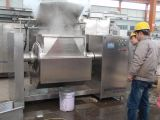 Vácuo industrial que cozinha o potenciômetro com misturador