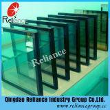 vidrio aislado E inferior claro de 5mmclear+ 9A/12A+5m m