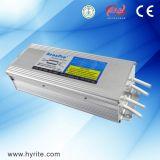 gestionnaire imperméable à l'eau de l'aluminium PWM DEL DEL de bloc d'alimentation extérieur de 12V/24V 150W IP67 avec SAA pour l'éclairage de DEL