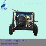 Maquinaria de alta presión del tubo de la limpieza del producto de limpieza de discos
