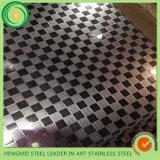 Ssシート304 201は安い価格の良質の鋼材を浮彫りにした
