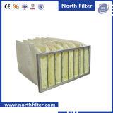 Filtre à manches primaire de rendement pour la purification de l'air